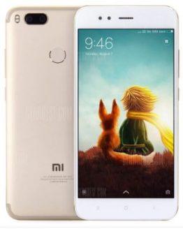 XIAOMI Mi A1 4G Phablet 32GB ROM - GOLDEN