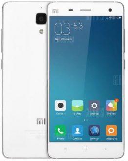 Xiaomi Mi4 2GB 4G Smartphone - WHITE