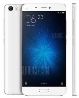 Xiaomi Mi5 5.15 inch 64GB 4G Smartphone - WHITE