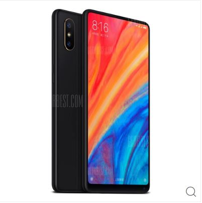 Xiaomi MI MIX 2S 4G Phablet Global Version - BLACK
