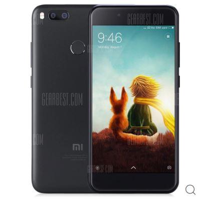 Xiaomi Mi 5X 32GB ROM 4G Phablet - BLACK