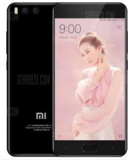 Xiaomi Mi 6 4G Smartphone 5.2 inch MIUI 8 64 GB - BLACK EU PLUG