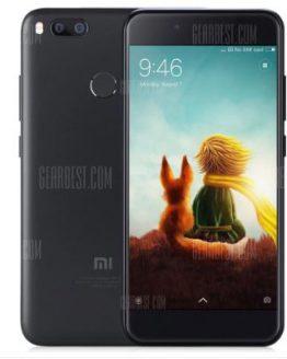 Xiaomi Mi A1 4G Phablet UK Plug - BLACK