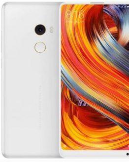 Xiaomi Mi MIX 2 4G Phablet Full Ceramic Unibody - WHITE GLOBAL VERSION