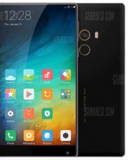 Xiaomi Mi MIX 4G Phablet International Version - BLACK