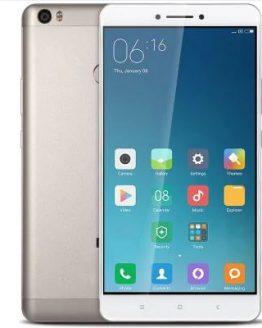 Xiaomi Mi Max 16GB ROM 4G Phablet - GOLDEN