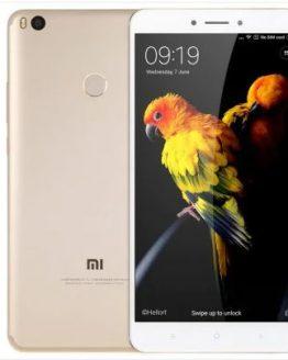 Xiaomi Mi Max 2 6.44 inch 4G Phablet - GOLDEN INTERNATIONAL VERSION 4GB RAM 64GB ROM