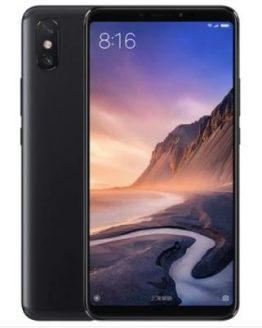 Xiaomi Mi Max 3 4G Phablet Global Version - BLACK