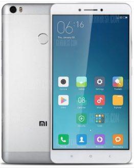 Xiaomi Mi Max 4G Phablet - SILVER GLOBAL VERSION