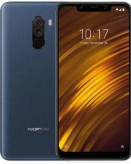 Xiaomi Pocophone F1 4G Phablet 128GB ROM Global Version - SLATE BLUE