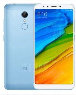 Xiaomi Redmi 5 4G Phablet - LIGHT SKY BLUE