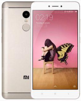 Xiaomi Redmi Note 4 4G Phablet EU Plug - GOLDEN GLOBAL VERSION