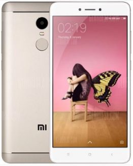 Xiaomi Redmi Note 4 4G Phablet Global Version - GOLDEN 3GB RAM 32GB ROM