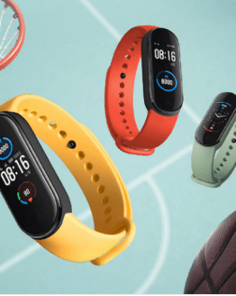 Xiaomi Mi Band 5 Black Global English Version Smart Wristband Sale, Price & Reviews _ Miband.org1