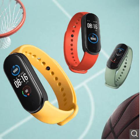 Xiaomi Mi Band 5 Black Global English Version Smart Wristband Sale, Price & Reviews _ Miband.org1