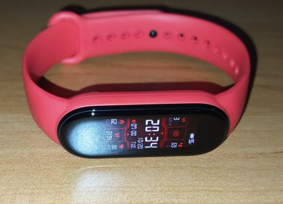Xiaomi Mi Smart Band 5 NFC Global English Language Version Sale Wristband 2