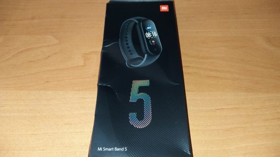 Xiaomi Mi Smart Band 5 NFC Global English Language Version Wristband Sale and Unpacking00002