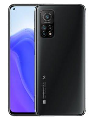 Xiaomi Mi 10T 5G Smartphone 6.67 Inch 144Hz AdaptiveSync Display Snapdragon 865 64MP Camera 5000mAh Battery 33W Fast Charge - Black 8+128GB