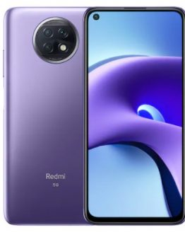 Xiaomi Redmi Note 9T 5G Smartphone 6.53 inch Media Tek Dimensity 800U Octa Core Rear Cameras 48MP + 2MP + 2MP Battery 5000mAh Global Version - Purple 4+64GB