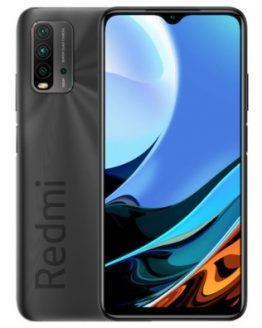 Xiaomi Redmi 9T 4G Smartphone 6.53 inch Snapdragon 662 Octa-core Rear Caremas 48MP + 8MP + 2MP + 2MP Battery 6000mAh Global Version - Gray 4+64GB