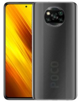 Xiaomi POCO X3 4G Smartphone 6.67 inch Snapdragon 732G Octa-core CPU 64MP + 13MP + 2MP + 2MP 5160mAh Battery Capacity Support NFC - Gray 6+64GB