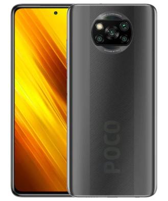Xiaomi POCO X3 4G Smartphone 6.67 inch Snapdragon 732G Octa-core CPU 64MP + 13MP + 2MP + 2MP 5160mAh Battery Capacity Support NFC - Gray 6+64GB