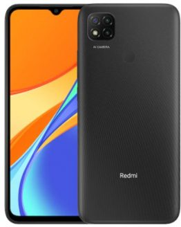 Xiaomi Redmi 9C 4G Smartphone 6.53 inch Media Tek Helio G35 2.3GHz Octa-core 13MP AI Triple Camera 5000mAh Battery EU Version - Gray 2GB+32GB