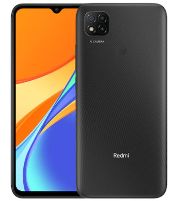 Xiaomi Redmi 9C 4G Smartphone 6.53 inch Media Tek Helio G35 2.3GHz Octa-core 13MP AI Triple Camera 5000mAh Battery EU Version - Gray 2GB+32GB