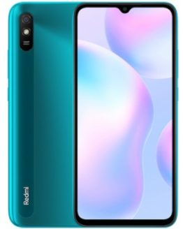 Xiaomi Redmi 9A 4G Smartphone 6.53 inch HD+ DotDrop Display 5000mAh Battery 13MP AI Rear Camera 2GB+32GB EU Version - Green 2GB+32GB