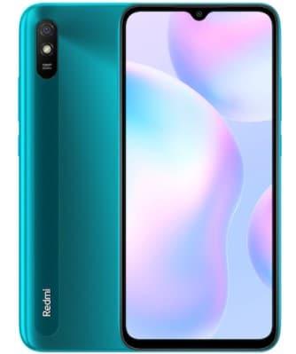 Xiaomi Redmi 9A 4G Smartphone 6.53 inch HD+ DotDrop Display 5000mAh Battery 13MP AI Rear Camera 2GB+32GB EU Version - Green 2GB+32GB