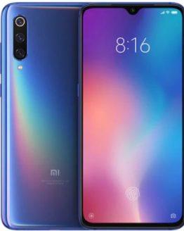 Xiaomi Mi 9 4G Phablet 6GB RAM - Blue