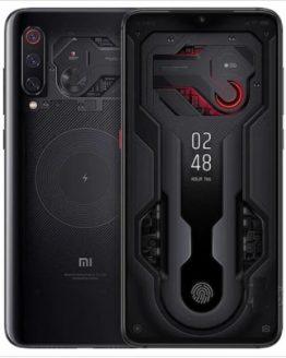 Xiaomi Mi 9 4G Phablet - Transparent